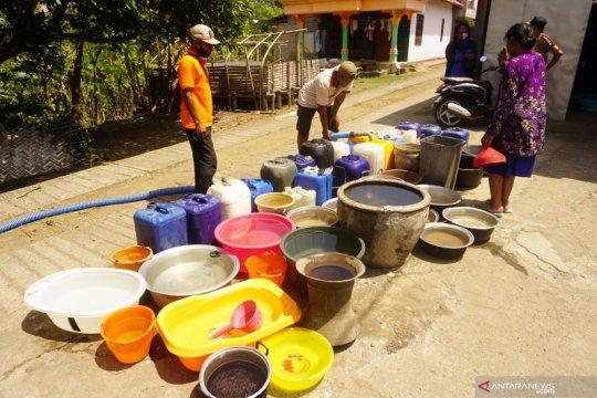 Delapan desa di Tulungagung mulai kesulitan air bersih
