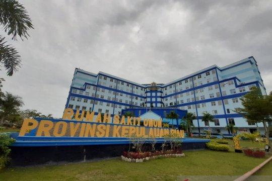 Tiga pasien COVID-19 di Tanjungpinang dirawat intensif