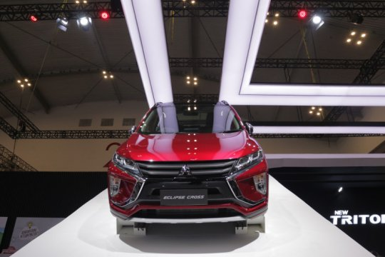 "Mitsubishi Outlander dan Eclips Cross ""jalan santai"" di pasar AS"