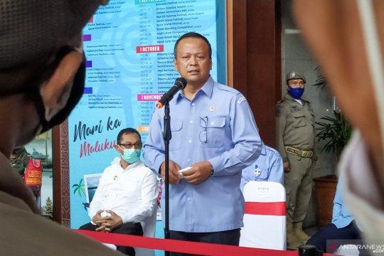 Edhy Prabowo komitmen tingkatkan pengamanan laut