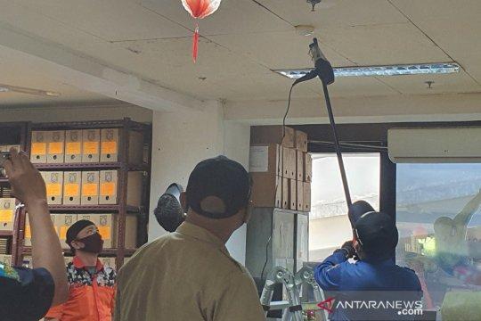Gulkarmat periksa sistem pemadam kantor Wali Kota Jakarta Pusat