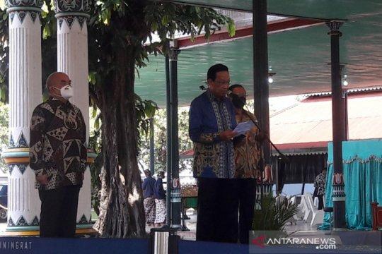 Gubernur berharap Keistimewaan DIY wujudkan kemandirian desa
