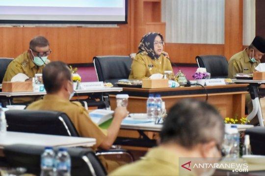 Kabupaten Bogor baru serap 50 persen anggaran penanganan COVID-19