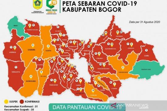Sembilan pasien COVID-19 di Bogor meninggal selama Agustus 2020
