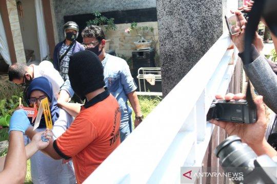 Polisi: Belum ada fakta baru dari rekonstruksi pembunuhan LNS
