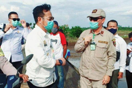 Menteri Pertanian kembali tinjau food estate di Kalteng