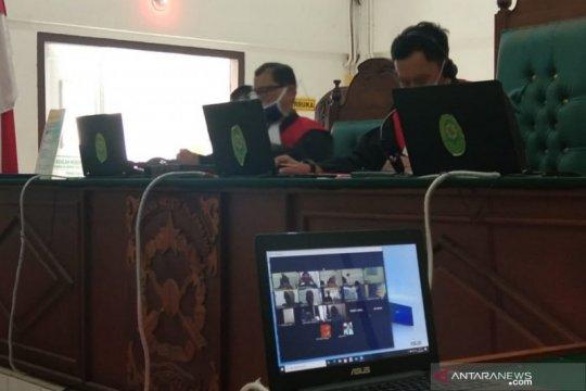Mantan pimpinan cabang BNI Lubuklinggau dituntut delapan tahun penjara