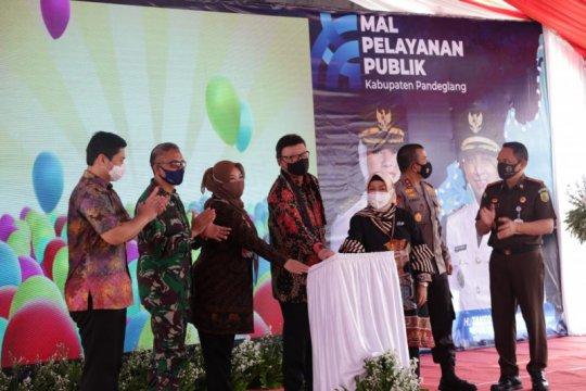 Menpan RB resmikan mal pelayanan publik pertama di Banten