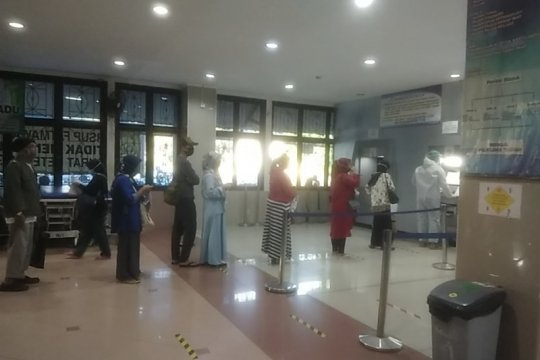 RSUP Fatmawati bantah informasi soal penutupan sementara pelayanan