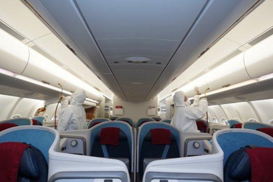 Trafik penerbangan mulai naik, GMF optimis bangkit