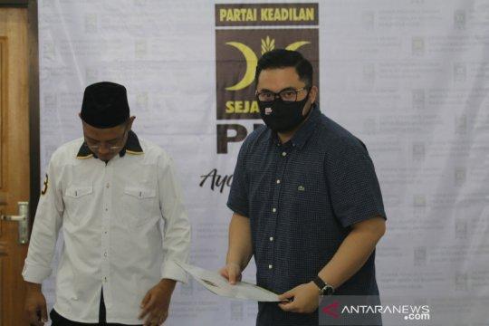 Putra Pramono Anung didukung PKS jadi bakal calon Bupati Kediri