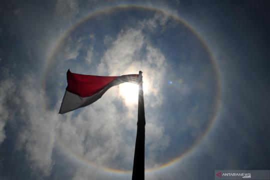 Lapan sebut matahari memutih berpotensi di seluruh wilayah Indonesia