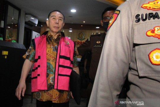 Berkas perkara kasus pemalsuan surat Djoko Tjandra dinyatakan lengkap
