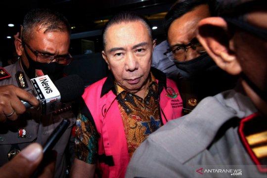 Kejagung serahkan Djoko Tjandra dan Andi Irfan Jaya ke Kejari Jakpus