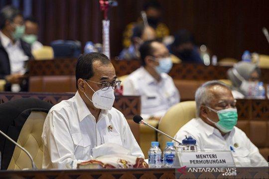 DPR RI, Kemenhub dan PUPR sepakat sinkronisasi anggaran di RAPBN 2021