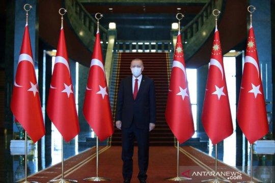 Turki perluas kegiatan eksplorasi di wilayah Mediterania timur