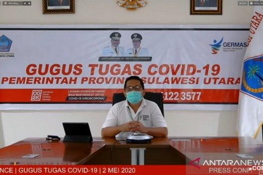 Bertambah 15 kasus baru, COVID-19 sudah jangkiti 3.848 warga Sulut
