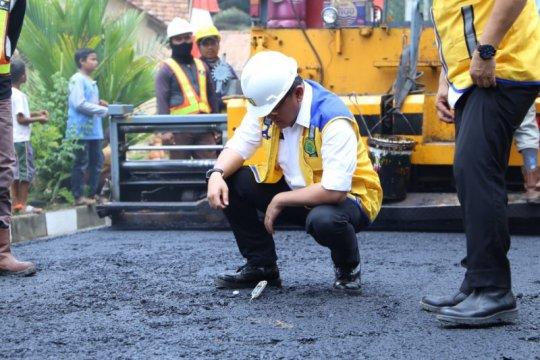 Musi Banyuasin mulai operasikan pabrik aspal karet