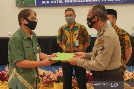 """""""Kampung Bebas Malaria"""" diluncurkan di Bangka Belitung"""