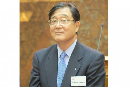 Osamu Masuko Mitsubishi meninggal dunia dalam usia 71 tahun