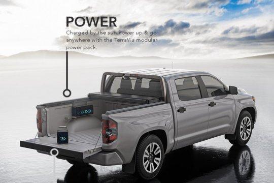 Pakai panel surya, mobil listrik tak repot cari tempat isi baterai