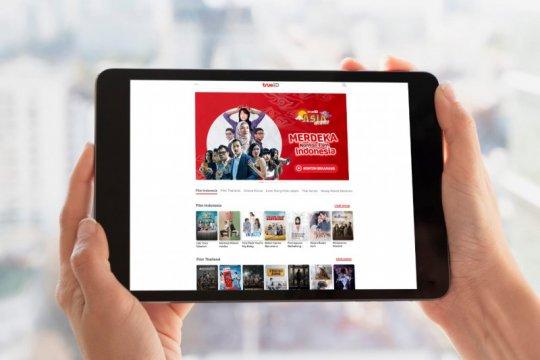 TrueID tawarkan tontonan film premium tanpa berbayar