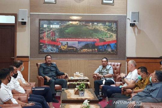 Pemkot Semarang siap bantu tes usap rutin untuk PSIS Semarang