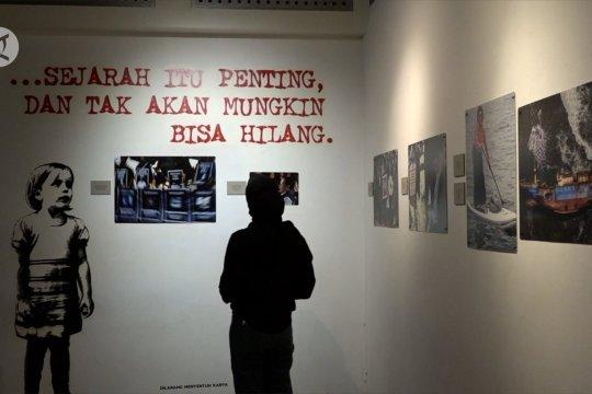 Pameran foto virtual Kilas Balik 2020 resmi dibuka
