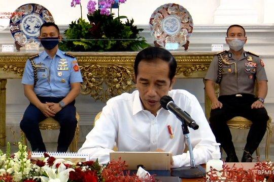 Presiden ingin keselamatan petugas dan pemilih terjamin di Pilkada 2020