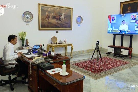 Rendahnya penyerapan anggaran, presiden minta optimalkan manajemen krisis