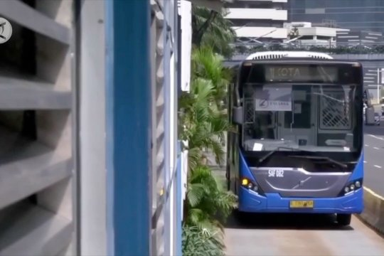 Smart Mobility, cara Jakarta mudahkan Adaptasi Kebiasaan Baru