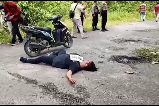 Kapolda ungkap identitas pelaku pembunuhan staf KPU Yahukimo