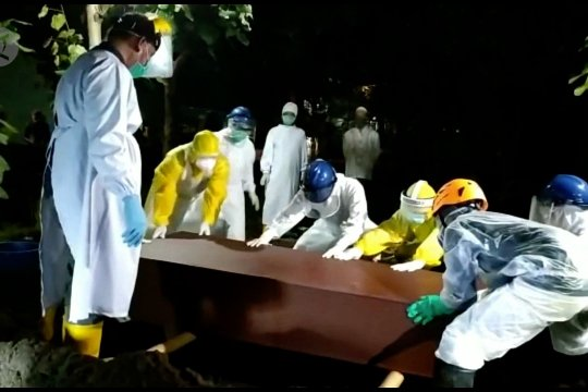 Pemkot Malang siapkan makam khusus COVID-19