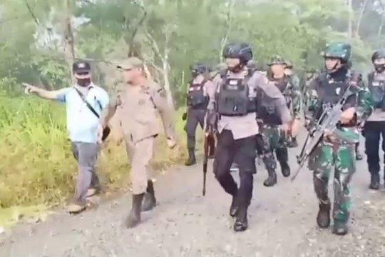 TNI-Polri lakukan penyisiranpasca pembunuhan dua warga Yahukimo