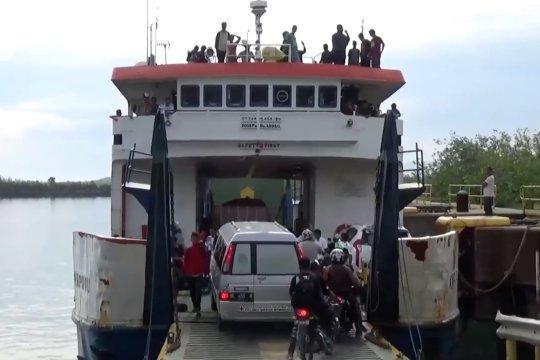 Cuaca buruk ganggu pelayaran kapal Banda Aceh tujuan Pulau Weh