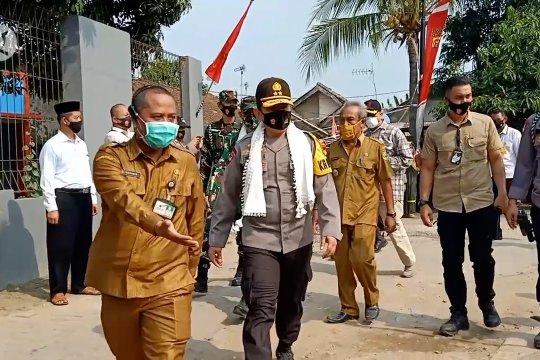 Kampung Tangguh Nusantara Kalimaya lindungi masyarakat dari dampak COVID-19