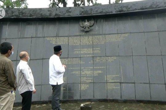 Kenang jasa pahlawan, Pemkot Tangsel rehabilitasi Monumen Lengkong