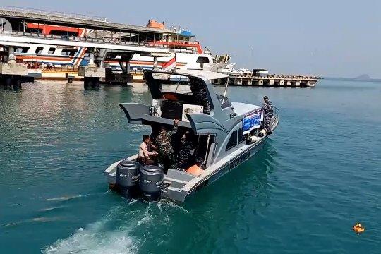 Lanal Banten siagakan KAL dan Patkamla salurkan bantuan ke pulau terpencil
