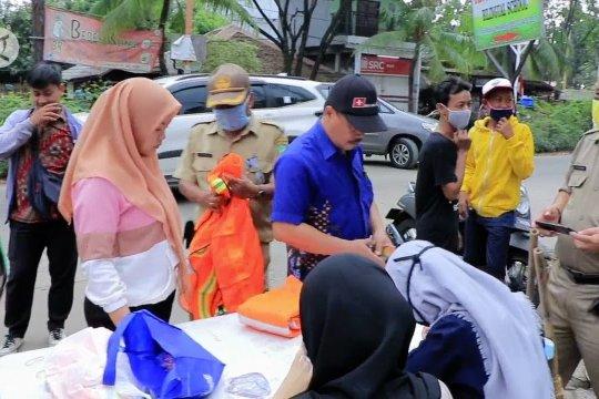 Pemkot Tangerang siapkan denda bagi pelanggar protokol kesehatan