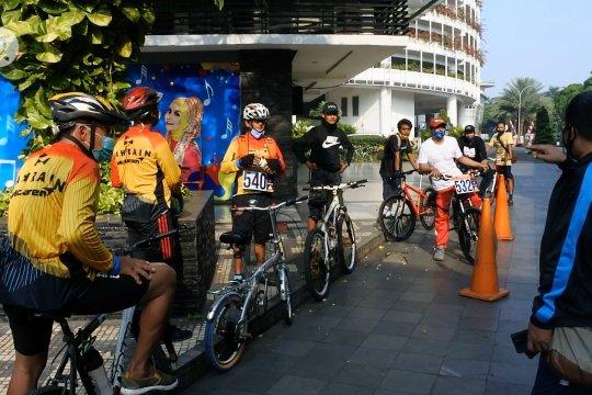 Permintaan sepeda sejak awal PSBB sempat capai 700 ribu unit sebulan