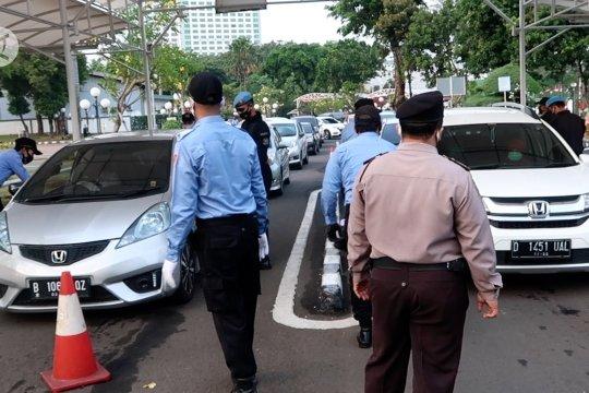Jelang Sidang Tahunan, pengamanan di gedung MPR/DPR diperketat