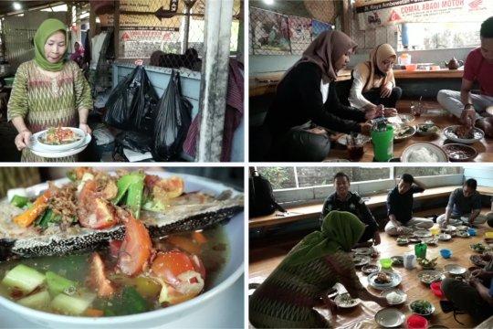 Sup kepala ikan manyung, kuliner khas Pantura penambah stamina