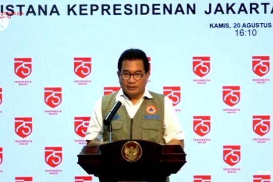 Kesembuhan COVID-19 di Indonesia lampaui dunia