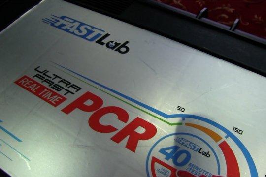 Gubernur harapkan PCR portabel tingkatkan rasio tes COVID-19 Jabar