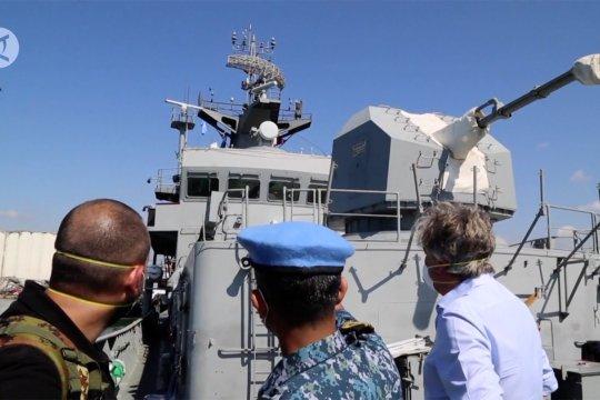 Kapal UNIFIL yang juga dihantam ledakan