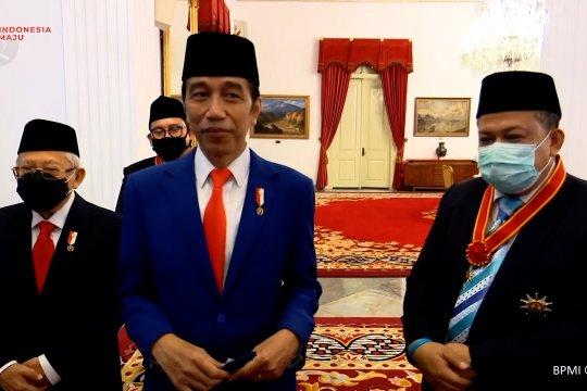 Presiden jelaskan alasan pemberian bintang ke Fadli Zon & Fahri Hamzah