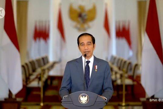 Presiden Jokowi: pandemi sebagai momentum untuk berbenah