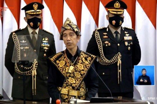 Presiden minta manfaatkan peluang dari krisis dunia saat pandemi