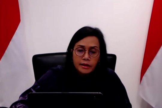 Sri Mulyani: defisit APBN hingga Juli 2020 capai 2,01 persen