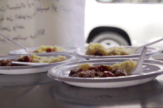 WFP kirim pasokan pangan ke Lebanon